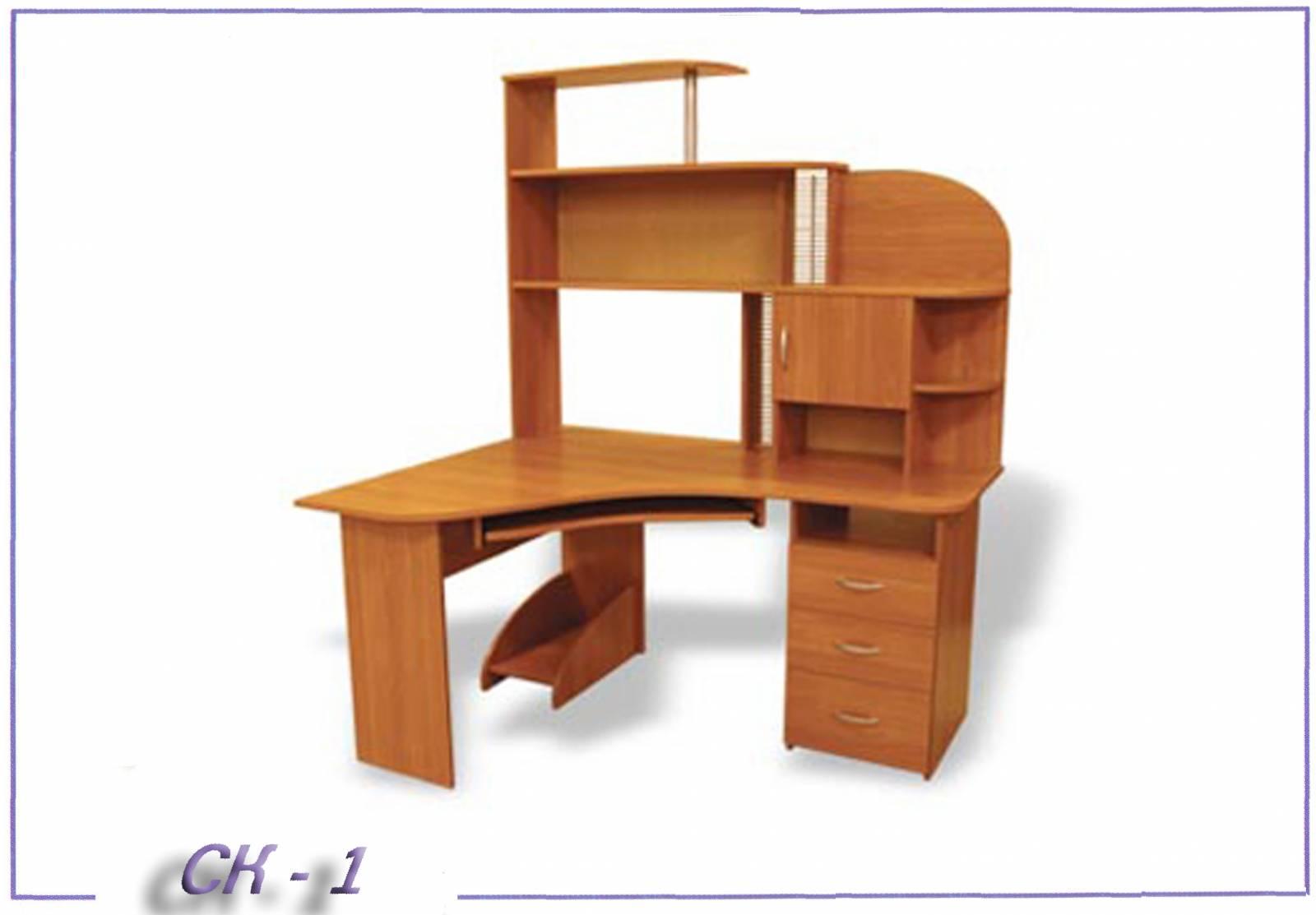 Компьютерный стол на под заказ в минске (delmaro): фото комп.